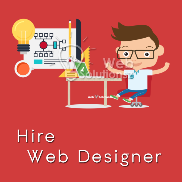 Hire Web designer