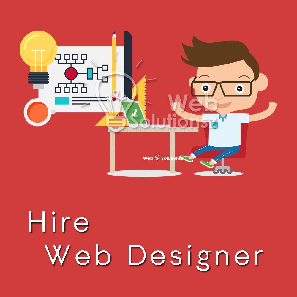 Hire Web Designer Best Web Design Company