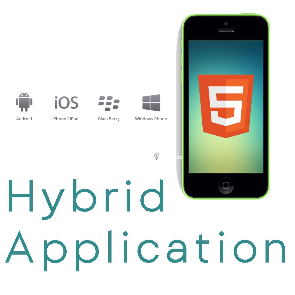 hybrid application