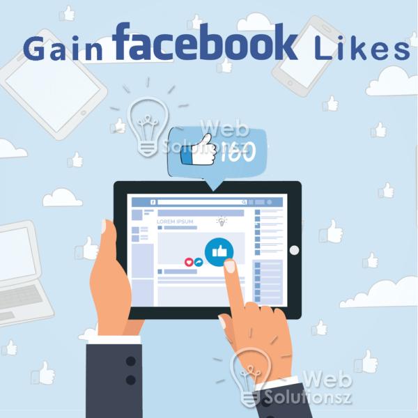 gain facebook likes
