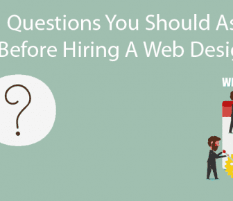 questions you should ask before hiring a web designer