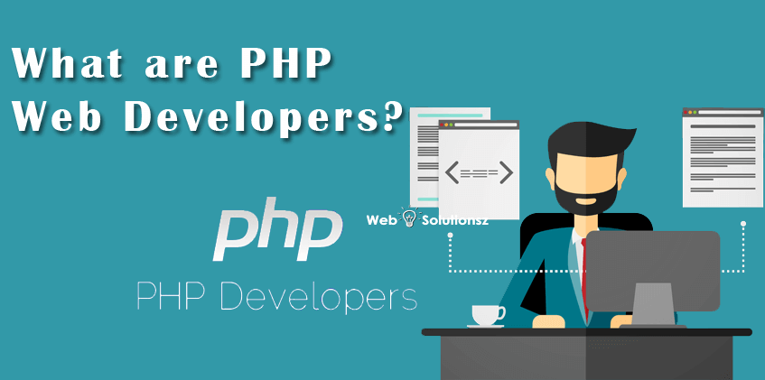 What Are PHP Web Developers