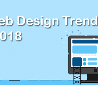 11 Web Design Trends for 2018