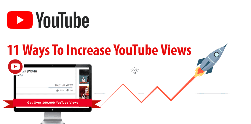 ways to Increase YouTube Views
