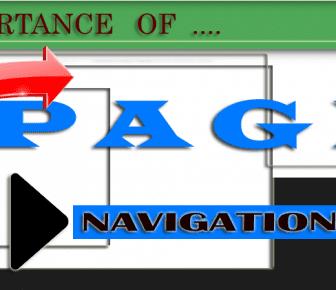 Page Nevigation