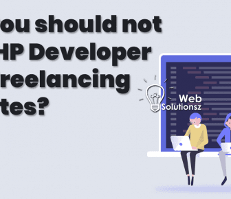 should not hire PHP developer from freelancing websites