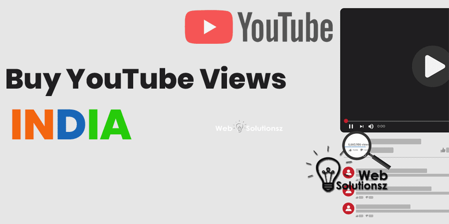Buy YouTube Views India