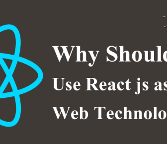 Why should you use react js