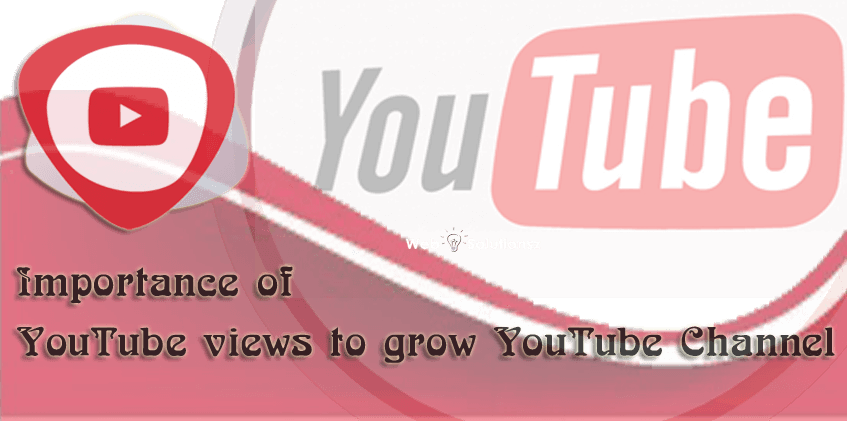 Importance of YouTube views