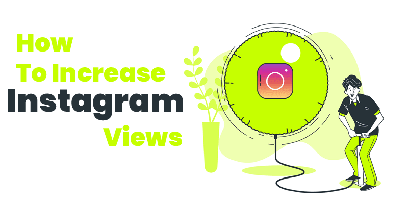 Instagram Photo Views